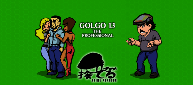 Anime Abandon: Golgo 13