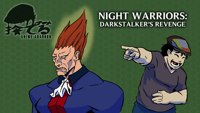 Anime Abandon: Night Warriors