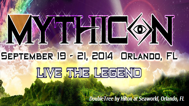 Sage is Going to Mythicon 2014!