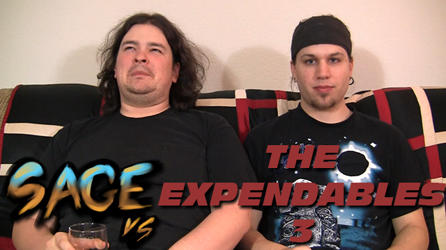 Sage vs. The Expendables 3