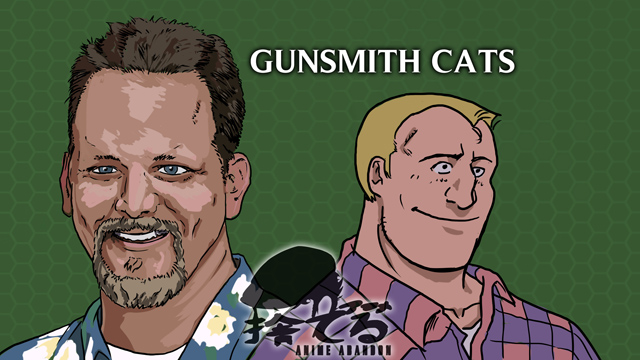 Anime Abandon: Gunsmith Cats