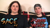 Sage vs. John Wick