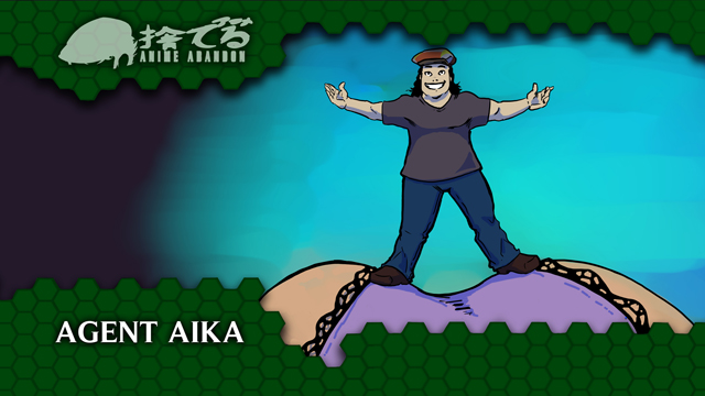 Anime Abandon: Agent Aika