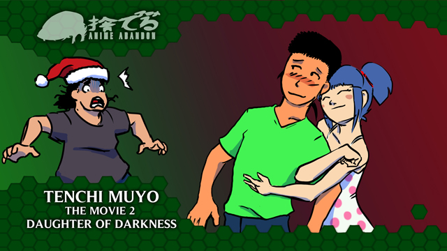 Anime Abandon - Tenchi 2: The Daughter of Darkness