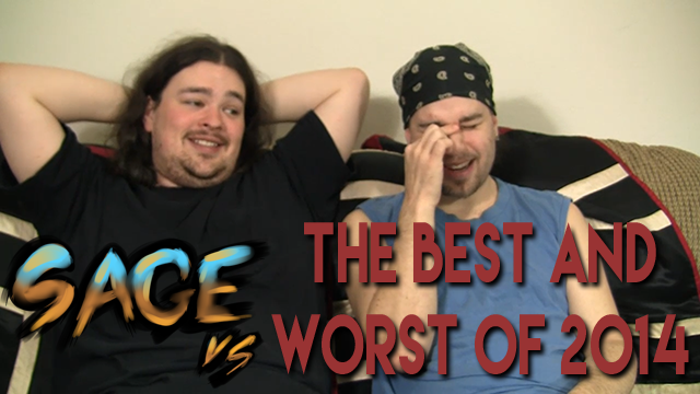 Sage vs. The Best and Worst of 2014