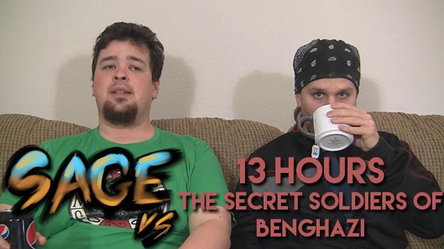 Sage vs. 13 Hours