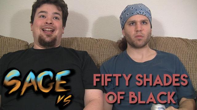 Sage vs. Fifty Shades of Black