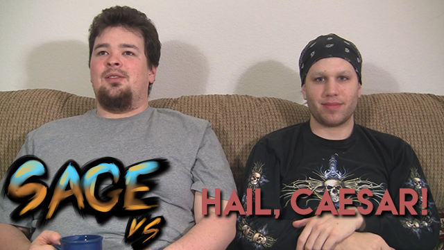 Sage vs. Hail, Caesar!