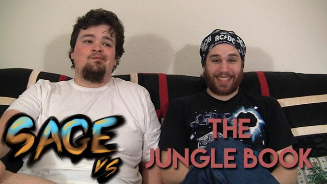 Sage vs. The Jungle Book