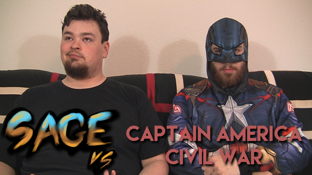 Sage vs. Captain America: Civil War