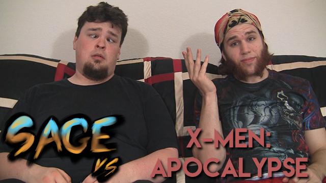 Sage vs. X-Men: Apocalypse