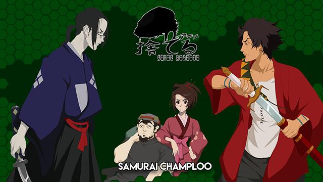 Anime Abandon: Samurai Champloo