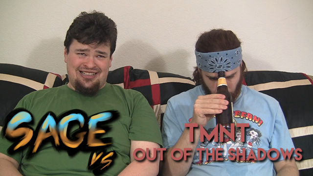 Sage vs. TMNT Out of the Shadows
