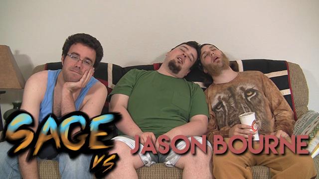 Sage vs. Jason Bourne