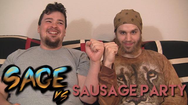 Sage vs. Sausage Party