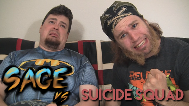 Sage vs. Suicide Squad