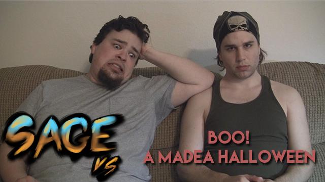 Sage vs. Boo! A Madea Halloween